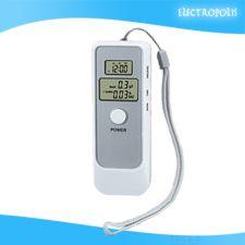 alcoholimetro digital portatil de alta precisión