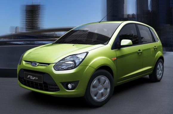 Frontal Ford Figo