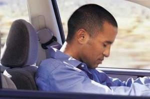conducir con sueño